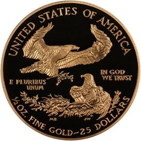 2004 W EAGLE G$25 PF reverse