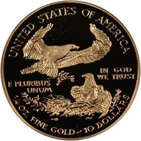 2002 W EAGLE G$10 PF reverse