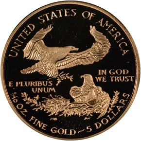 2002 W EAGLE G$5 PF reverse