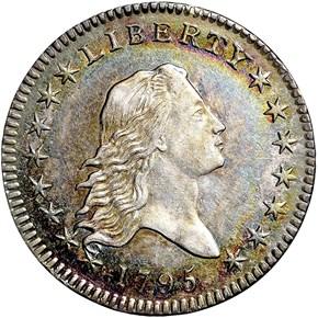1795 50C MS obverse