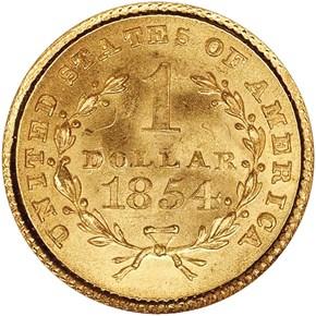 1854 TYPE 1 G$1 MS reverse