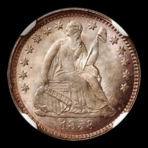 1858 H10C MS obverse