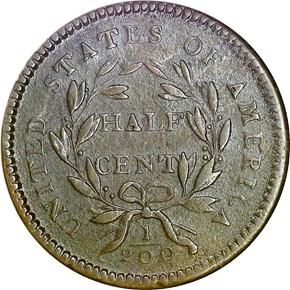 1794 1/2C MS reverse