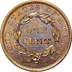 1837 HEAD OF 38 1C PF reverse