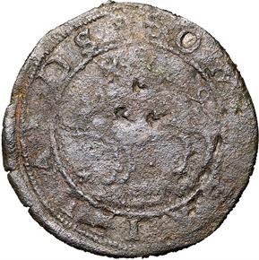 c.1616 LARGE SAIL SOMMER ISLANDS 1S MS obverse