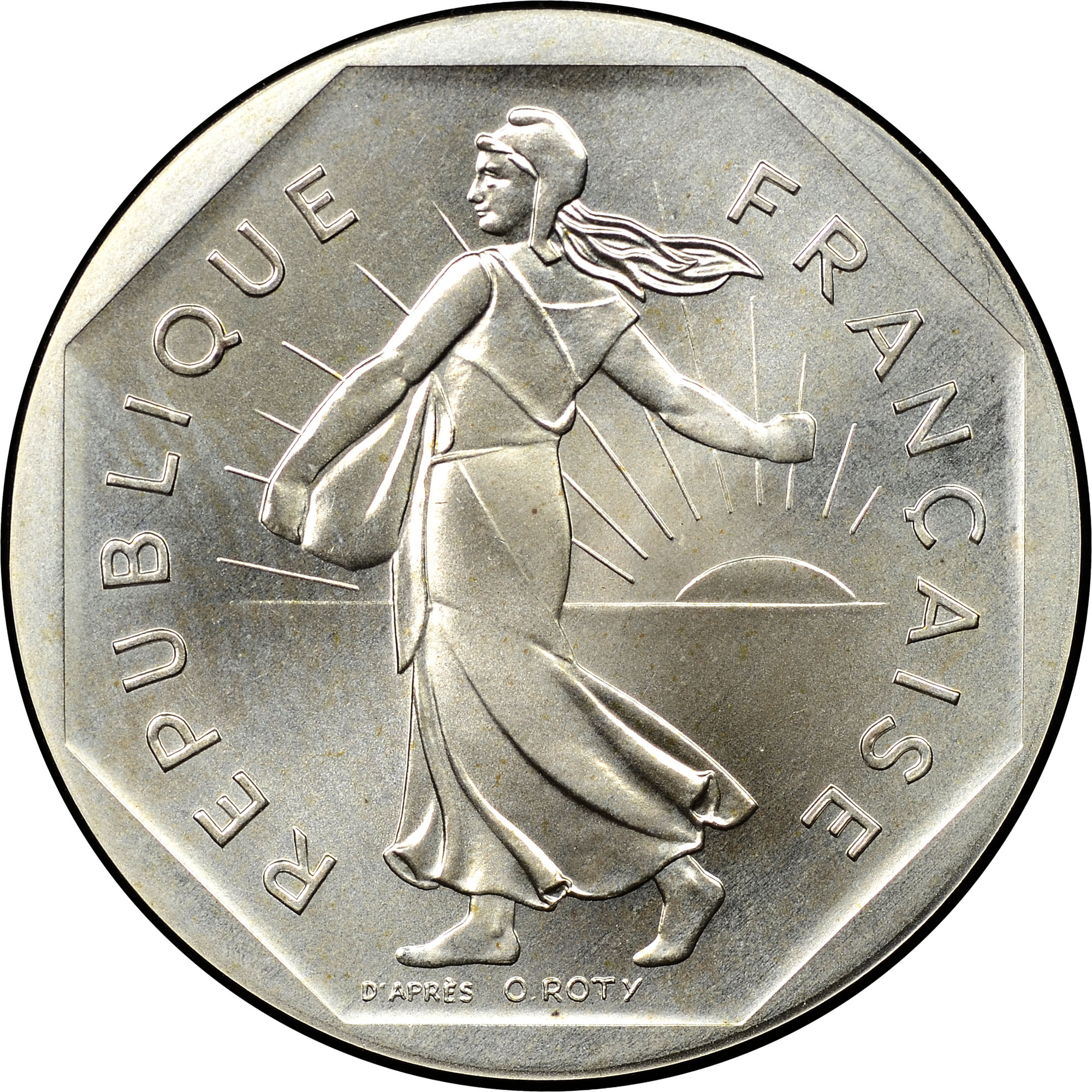 France 2 Francs KM 942 1 Prices & Values | NGC