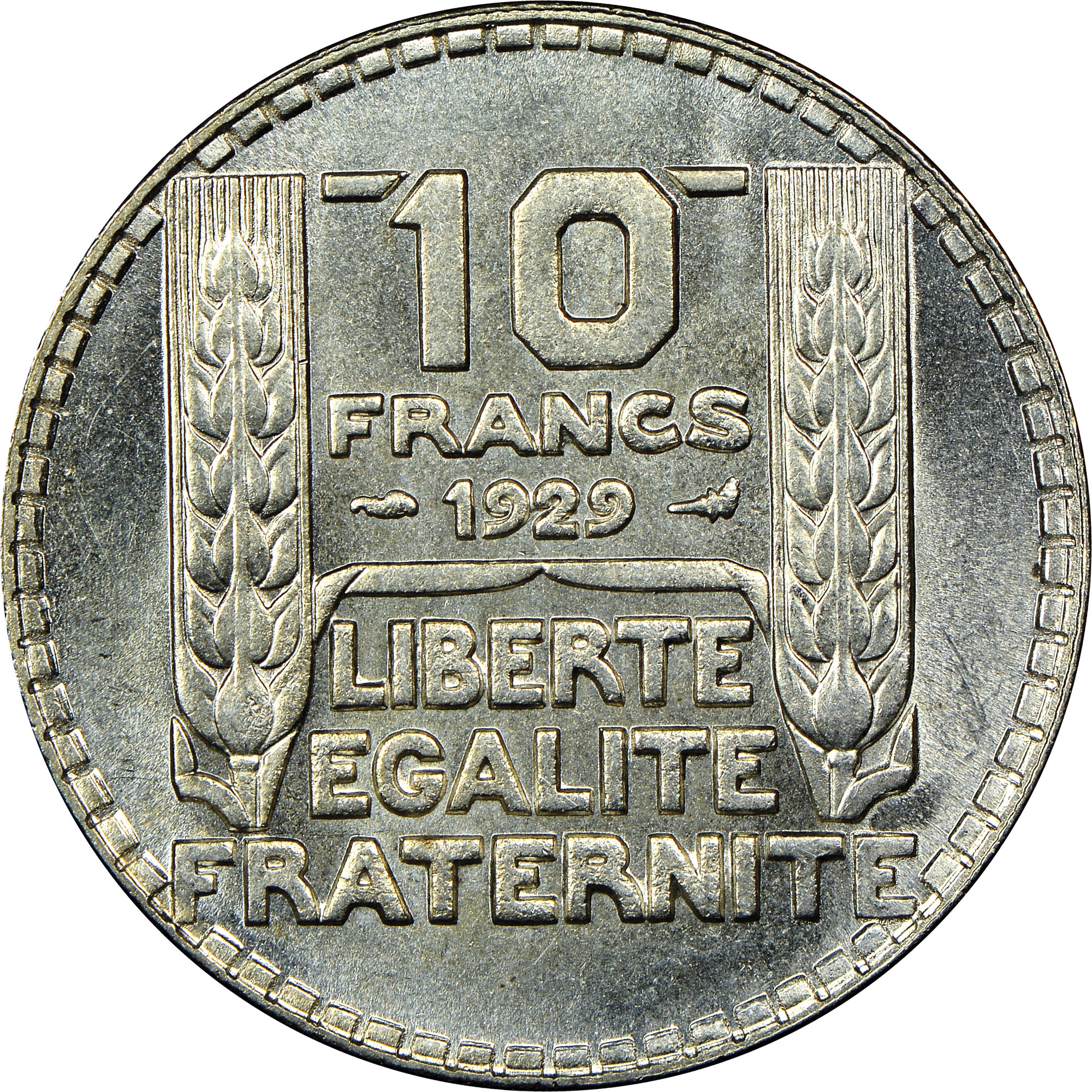 France 10 francs km 878 prices values ngc for France francs