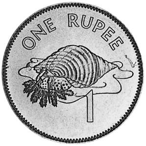 Seychelles Rupee reverse