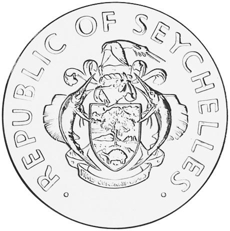 Seychelles 5 Rupees obverse