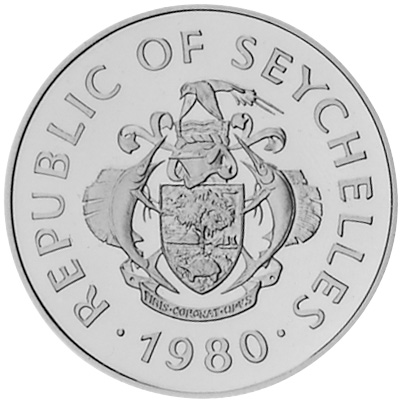 Seychelles 50 Rupees obverse