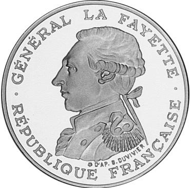 France 100 Francs obverse