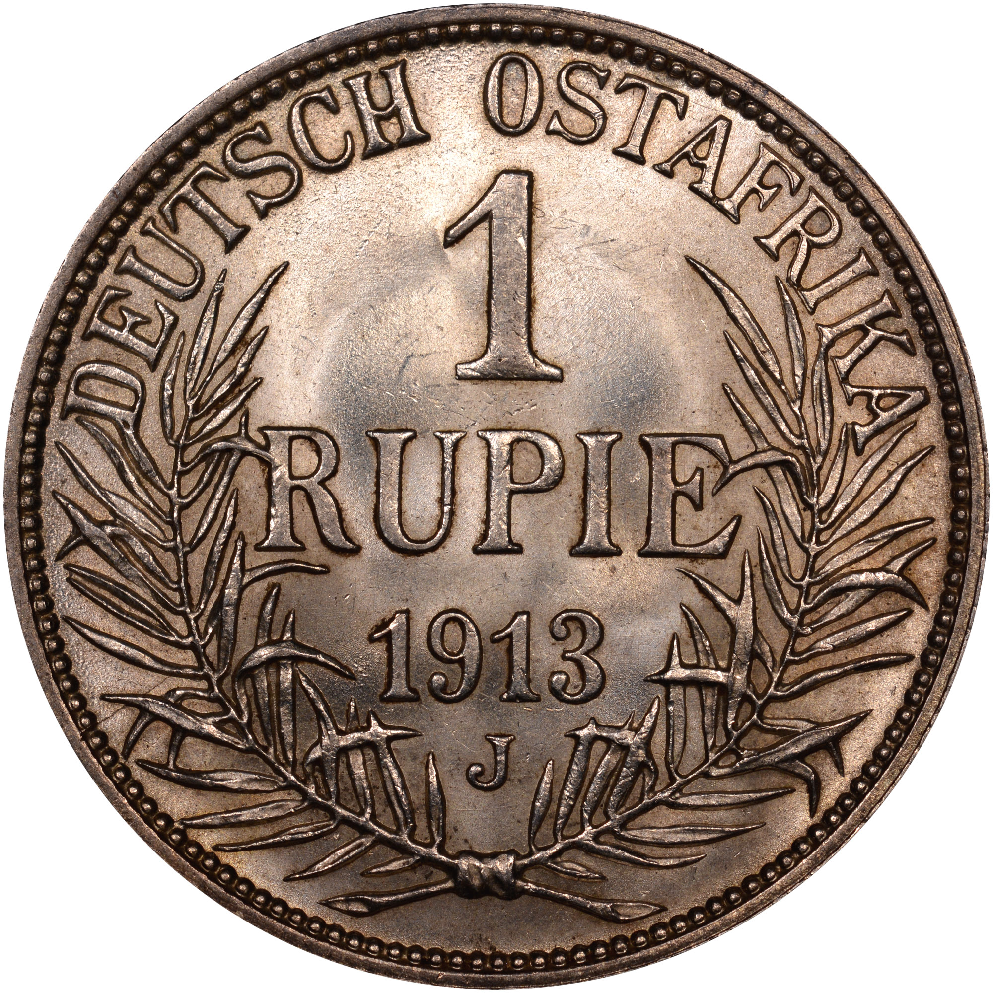 German East Africa Rupie Km 10 Prices Amp Values Ngc