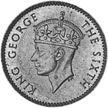 Mauritius Cent obverse