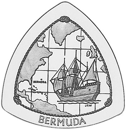 1998 Bermuda 60 Dollars reverse
