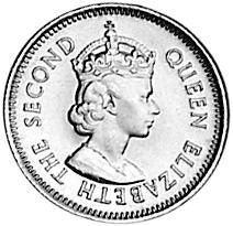 Belize 10 Cents obverse