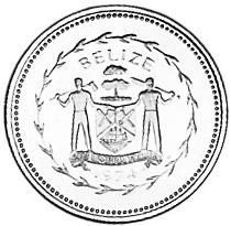 1974 Belize 10 Cents obverse