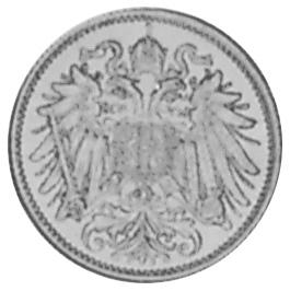 Austria 20 Heller obverse