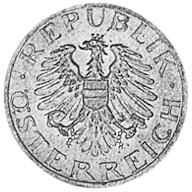 Austria Groschen obverse
