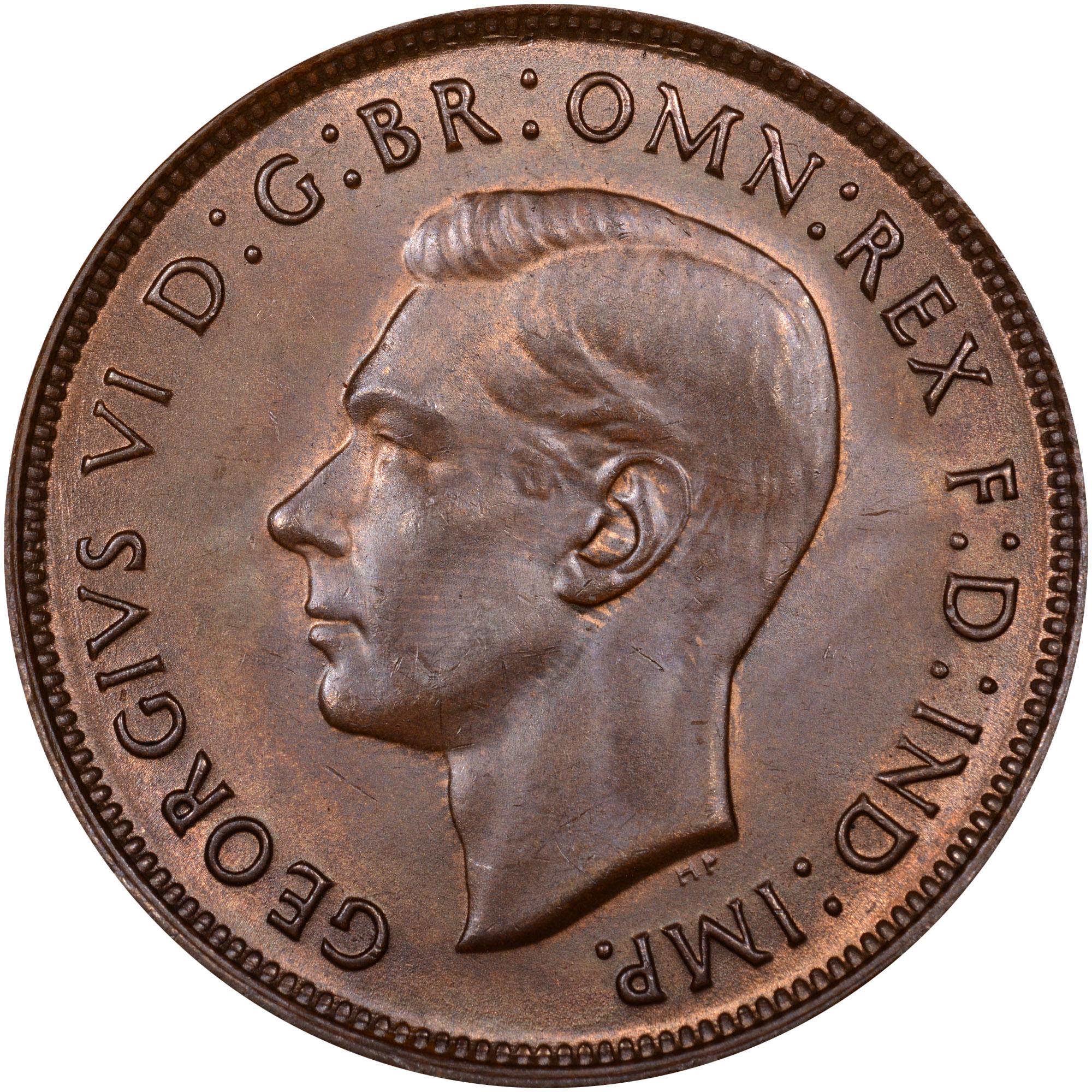 Australia Penny KM 36 Prices & Values | NGC