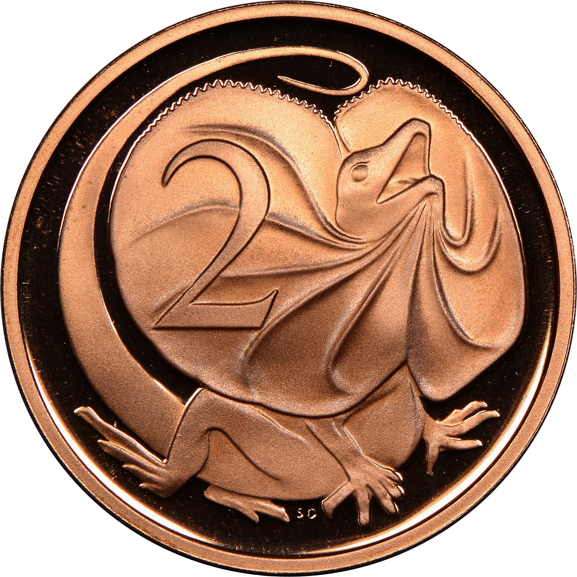 Australia 2 Cents KM 63 Prices & Values | NGC