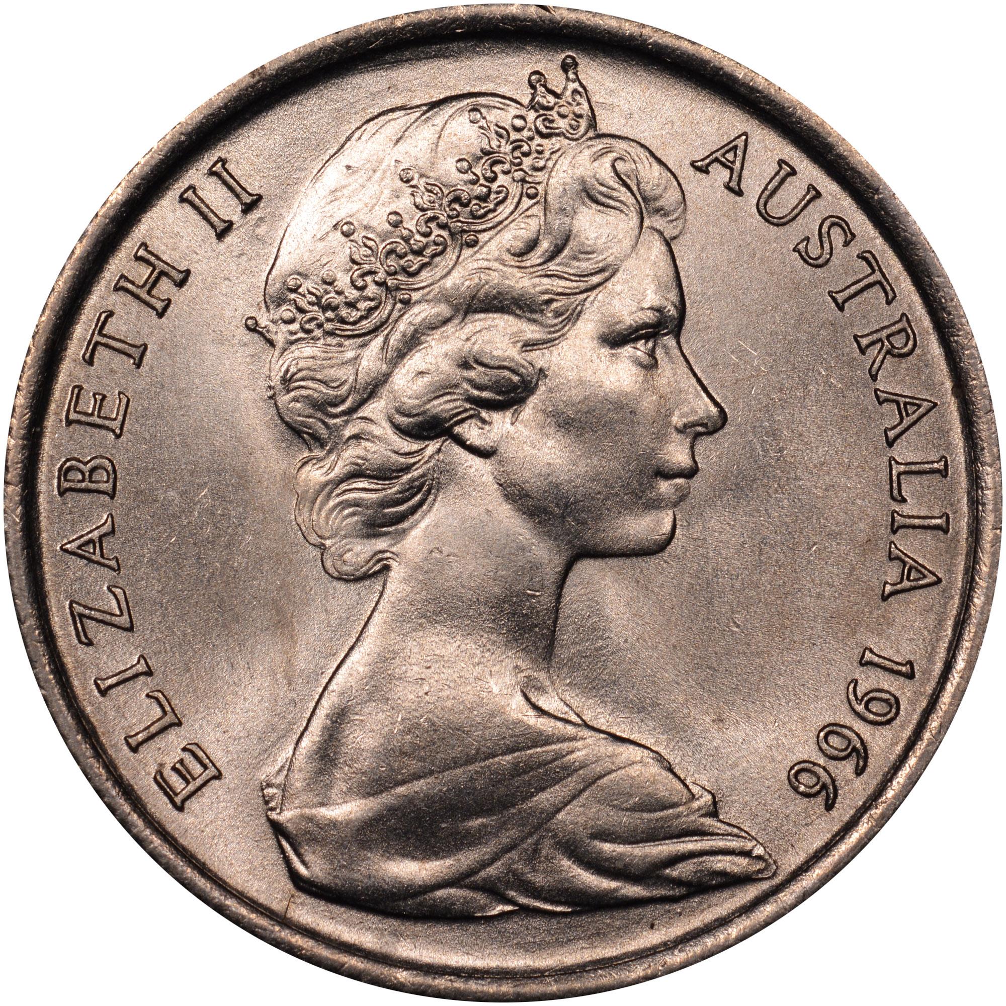 Australia 5 Cents KM 64 Prices & Values | NGC