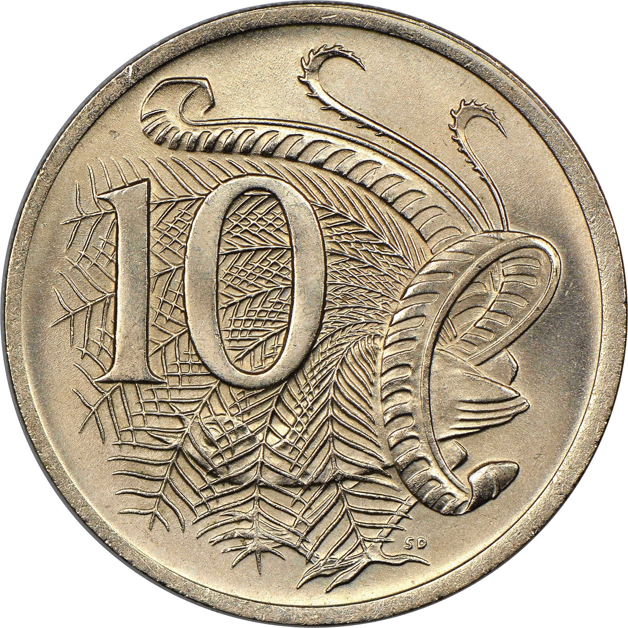 Australia 10 Cents KM 65 Prices & Values | NGC
