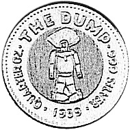 1989 Australia 25 Cents reverse