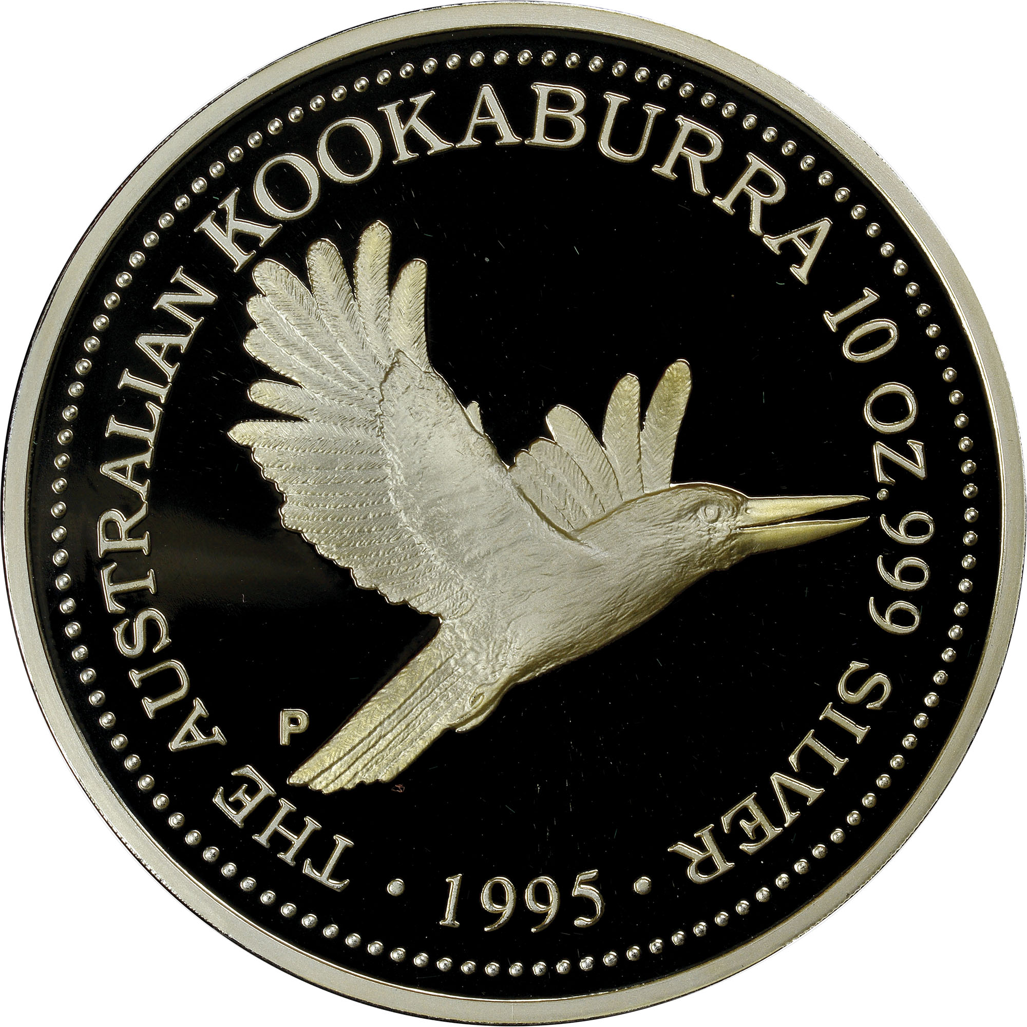 1995-1996 Australia 10 Dollars reverse