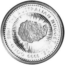 1988 Australia 15 Dollars reverse