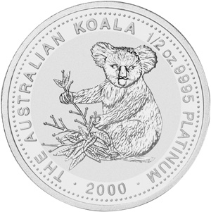 2000 Australia 50 Dollars reverse