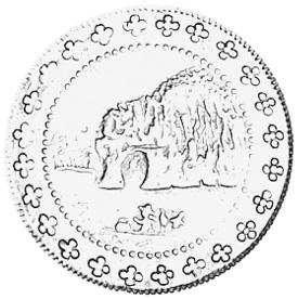 38(1949) China KWANGSI-KWANGSEA 20 Cents reverse