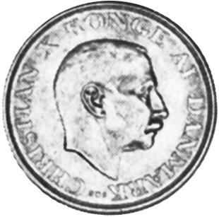 Denmark Krone obverse