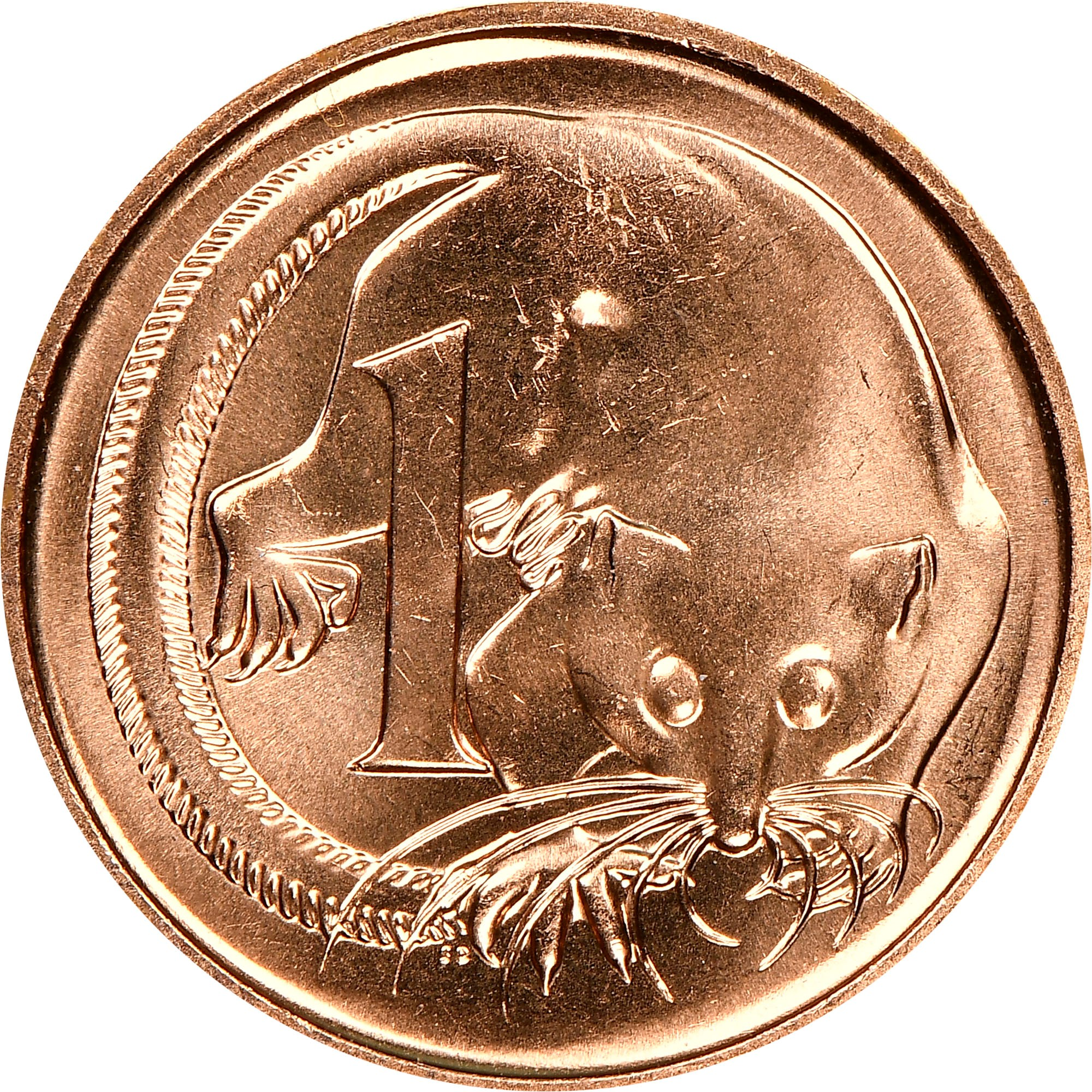 Australia Cent reverse