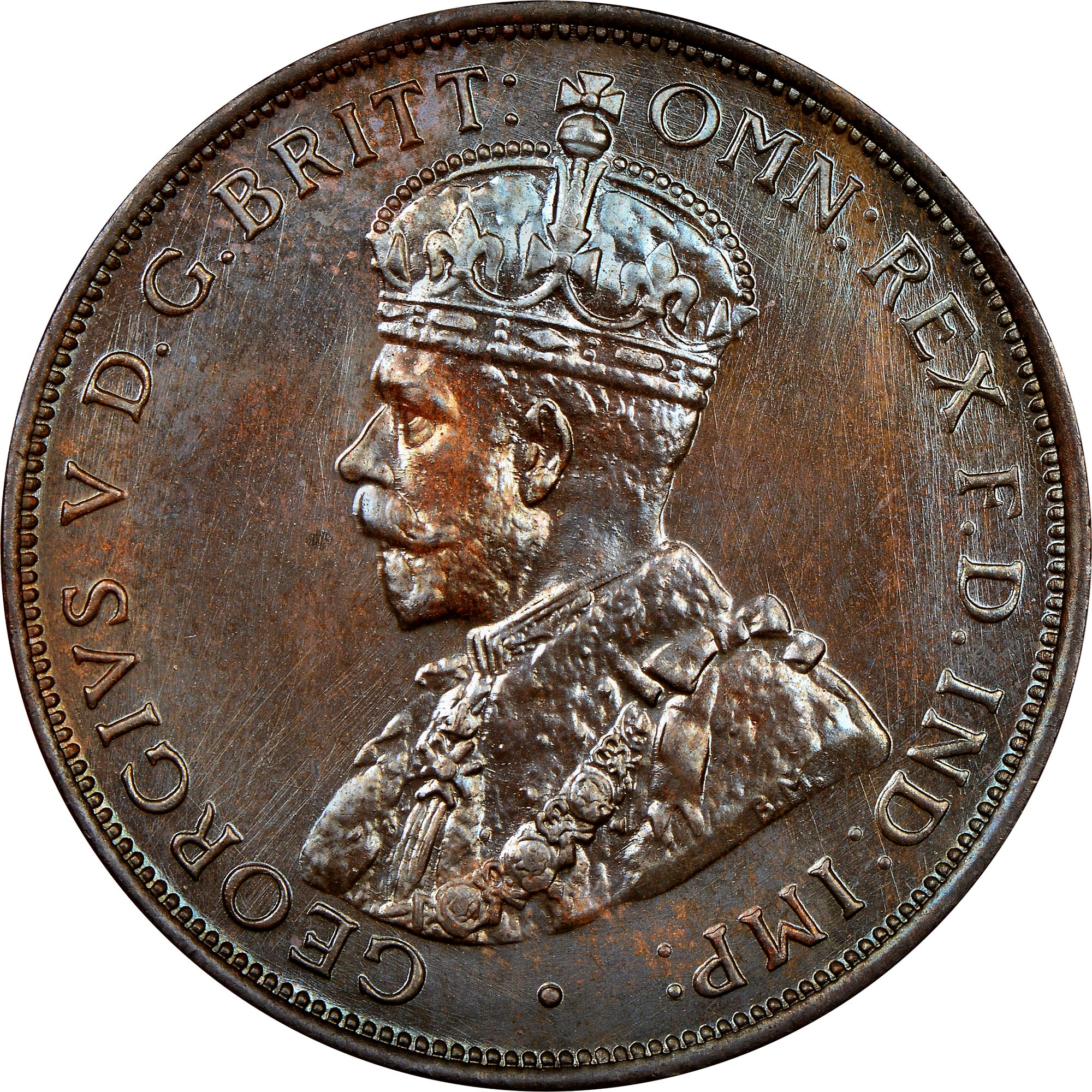 Australia Penny KM 23 Prices & Values   NGC