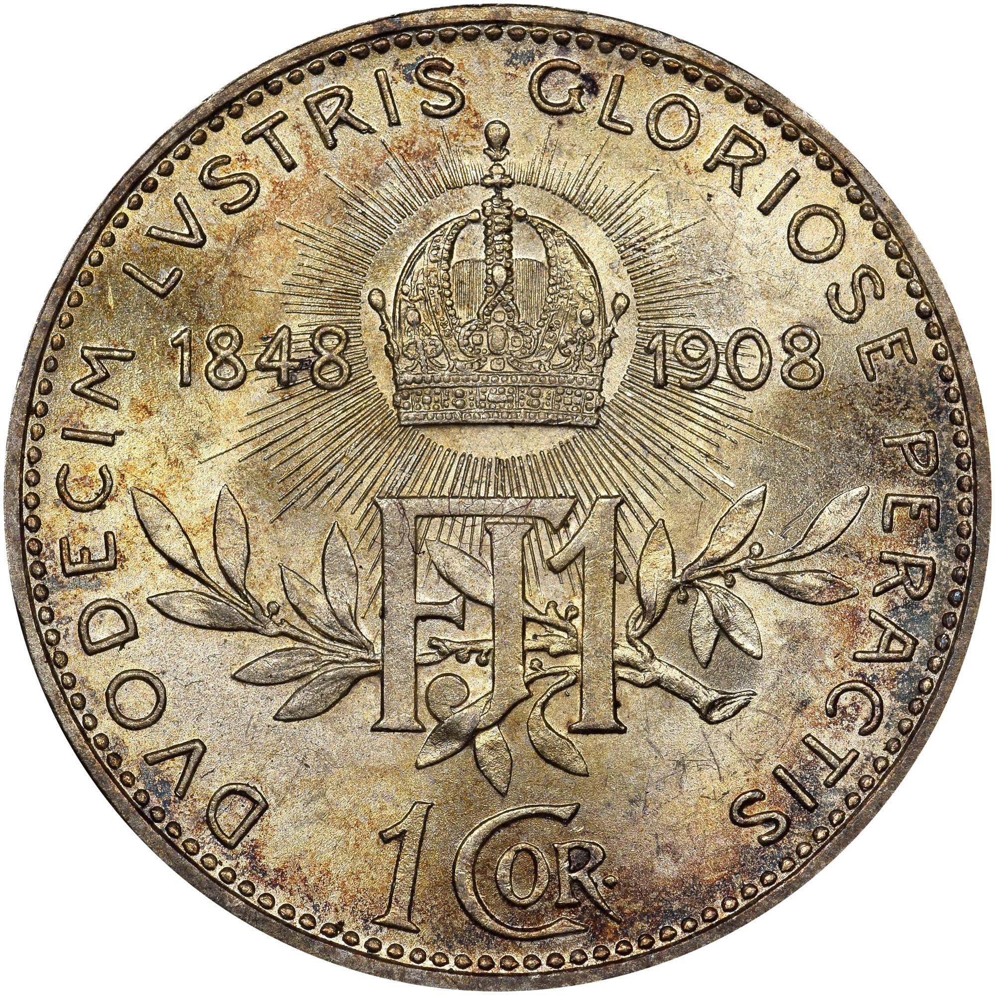 Austria Corona reverse