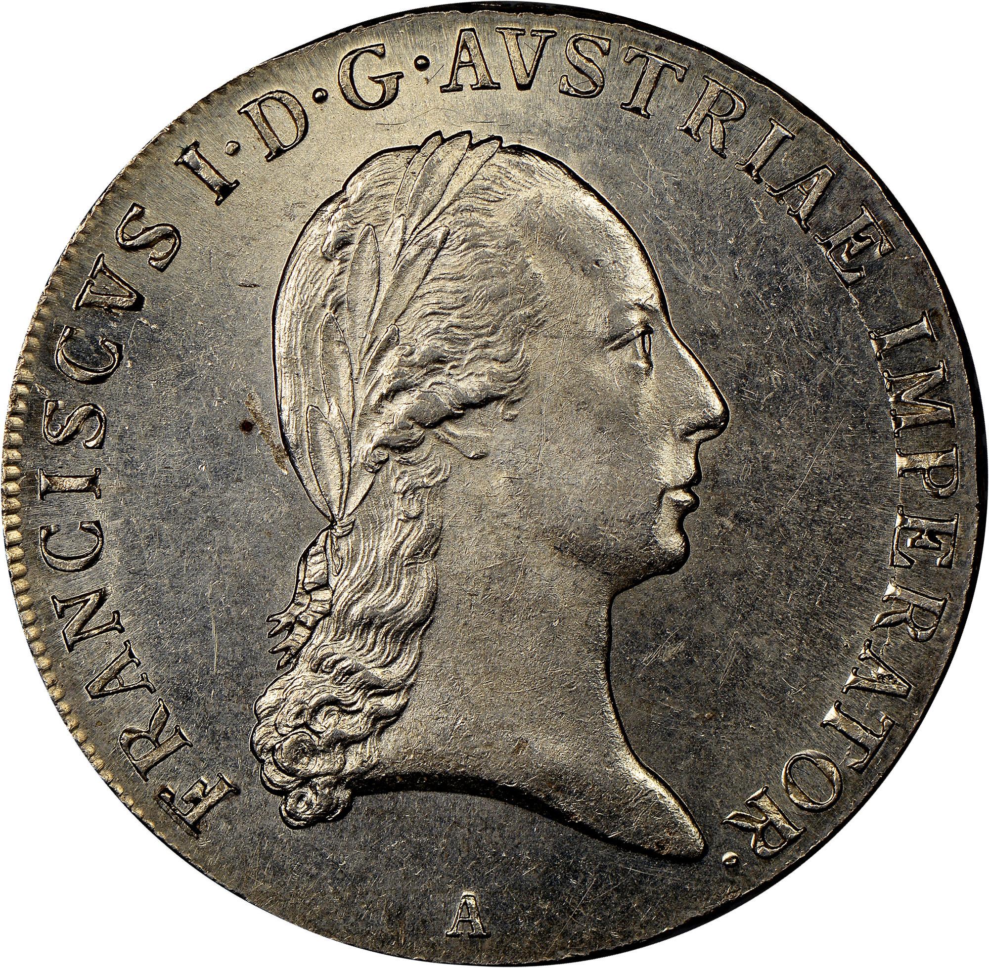 thaler coin value