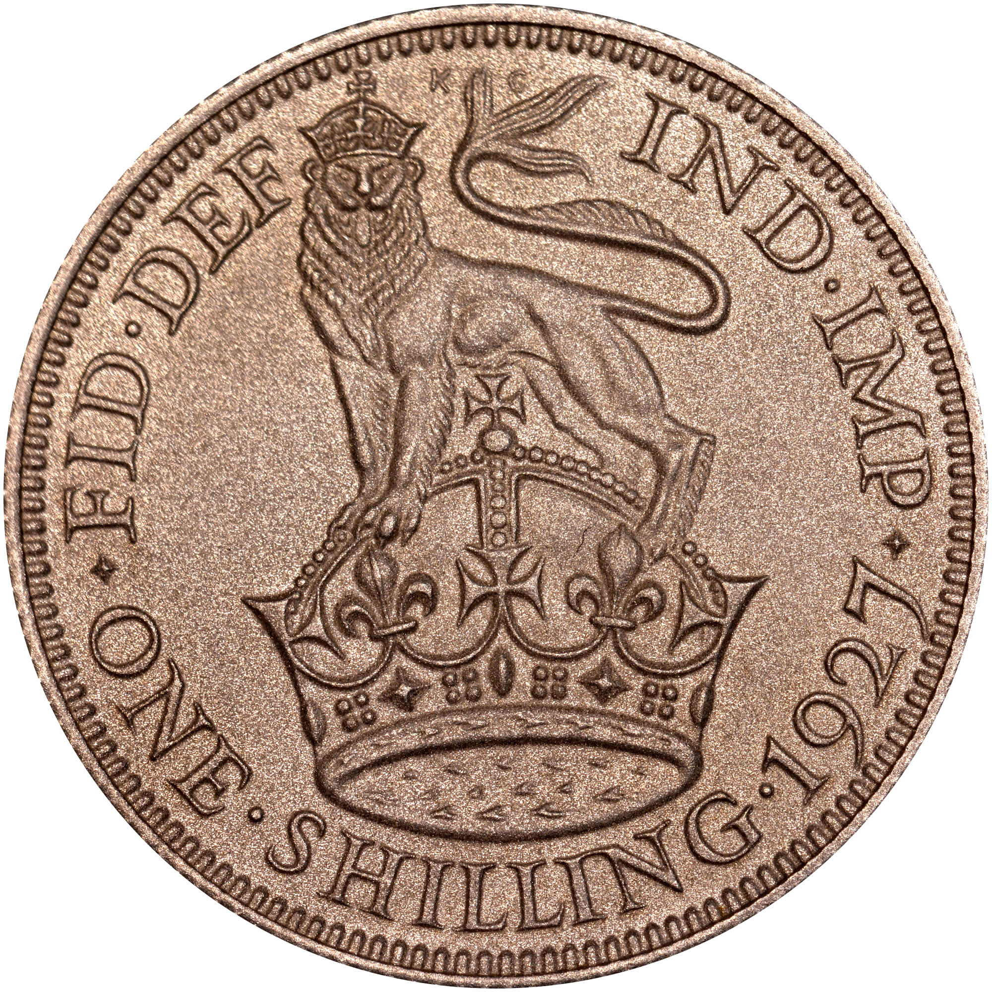 Great Britain Shilling KM 833 Prices & Values