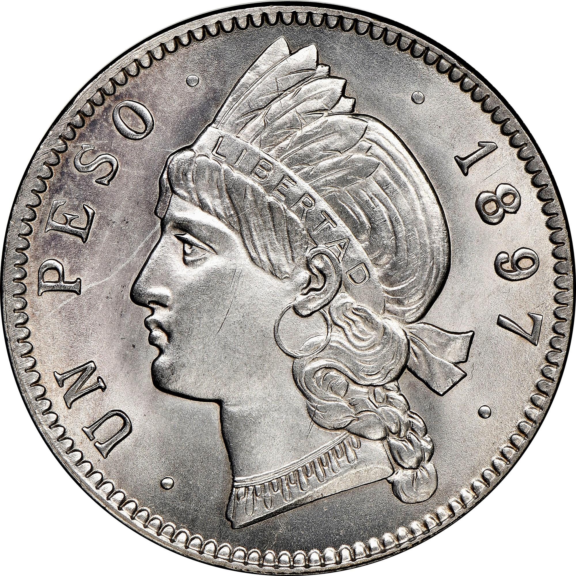 Dominican Republic Peso reverse