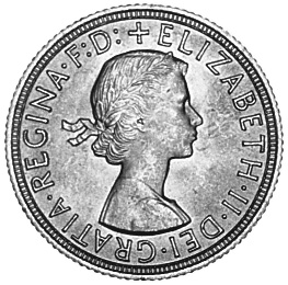 Great Britain Sovereign obverse