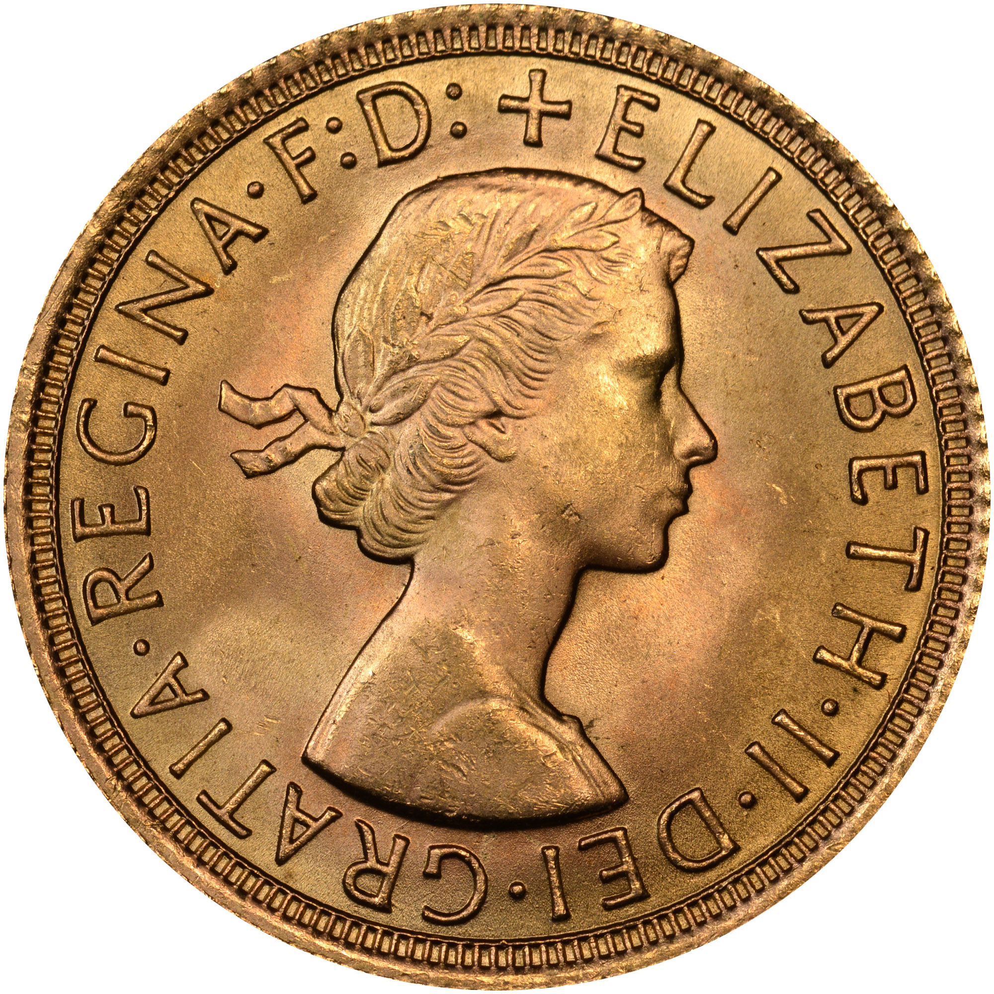 Coin Chart: Great Britain Sovereign KM 908 Prices & Values