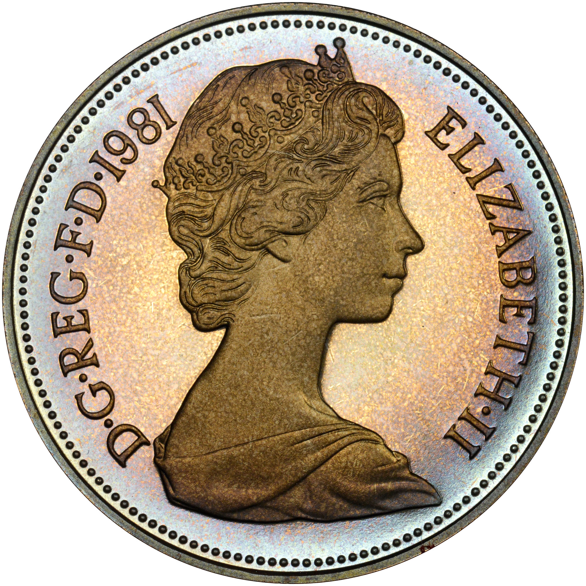 Great Britain 10 New Pence KM 912 Prices & Values | NGC