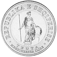 Albania 100 Leke obverse