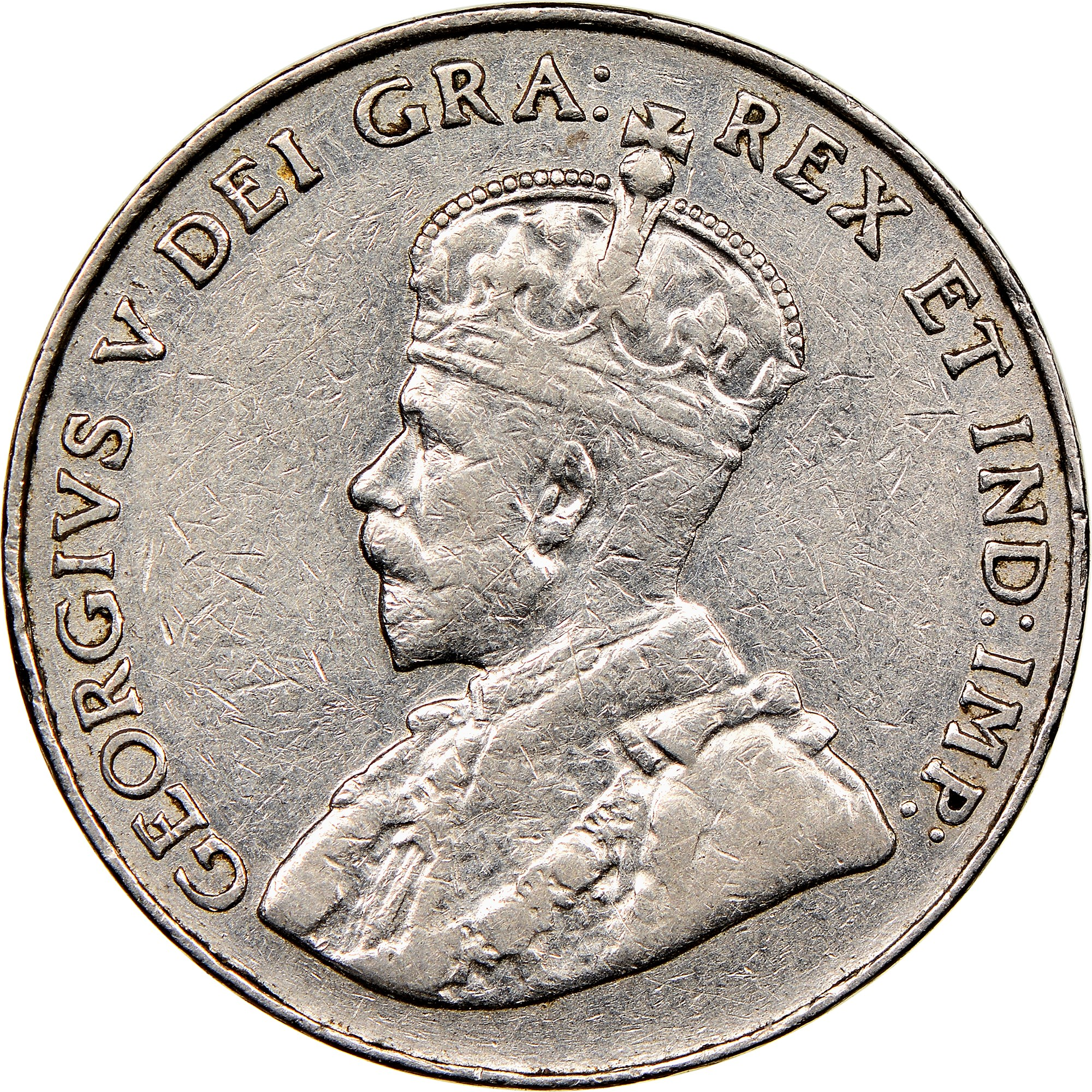 Canada 5 Cents obverse