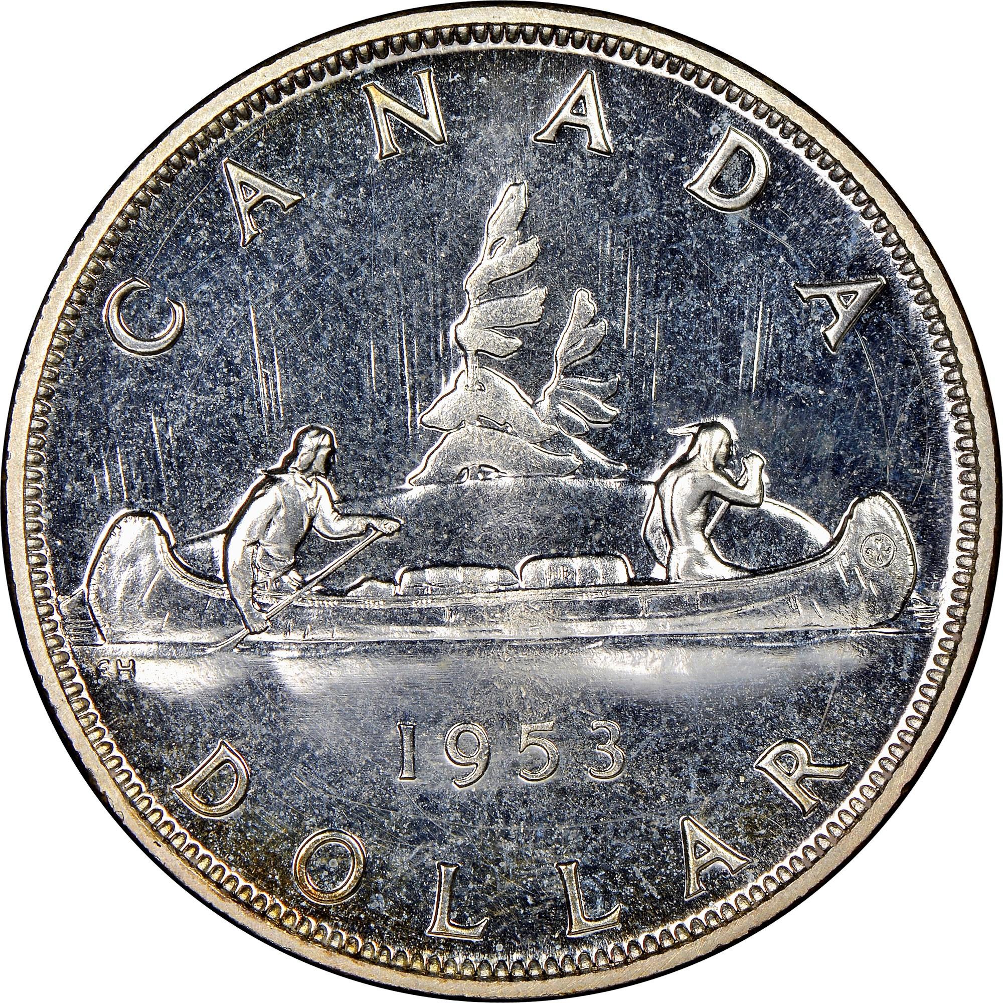 Canada Dollar reverse