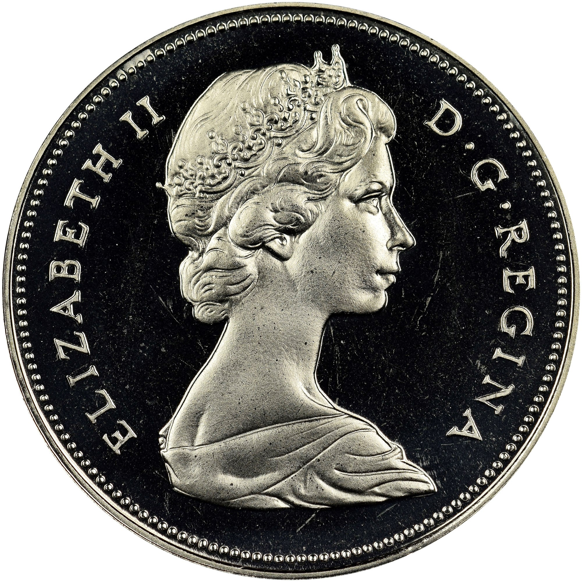 Canada 50 Cents obverse