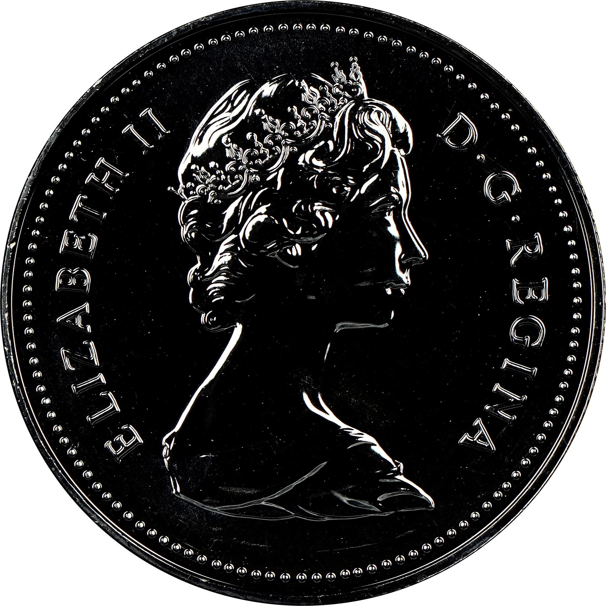 Canada Dollar obverse