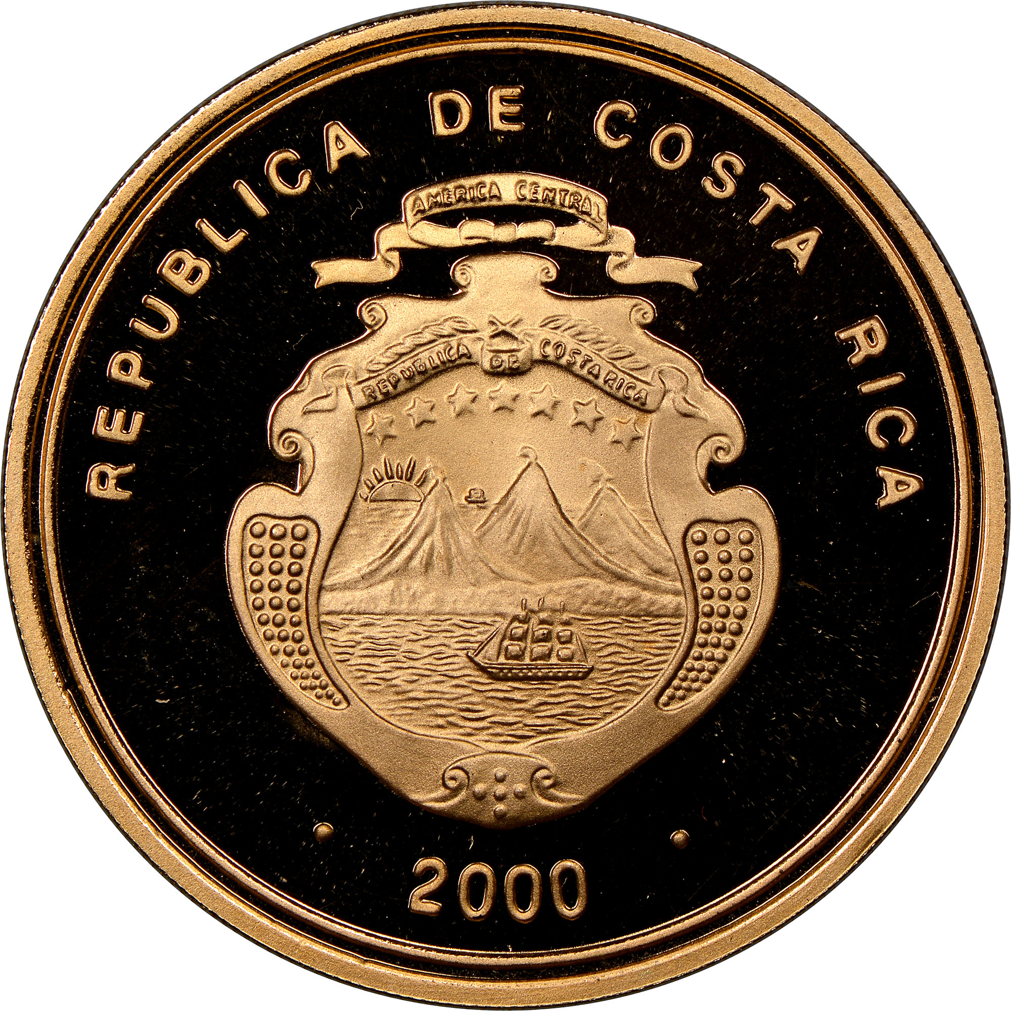 Costa Rica 100000 Colones Km 238 Prices Values Ngc