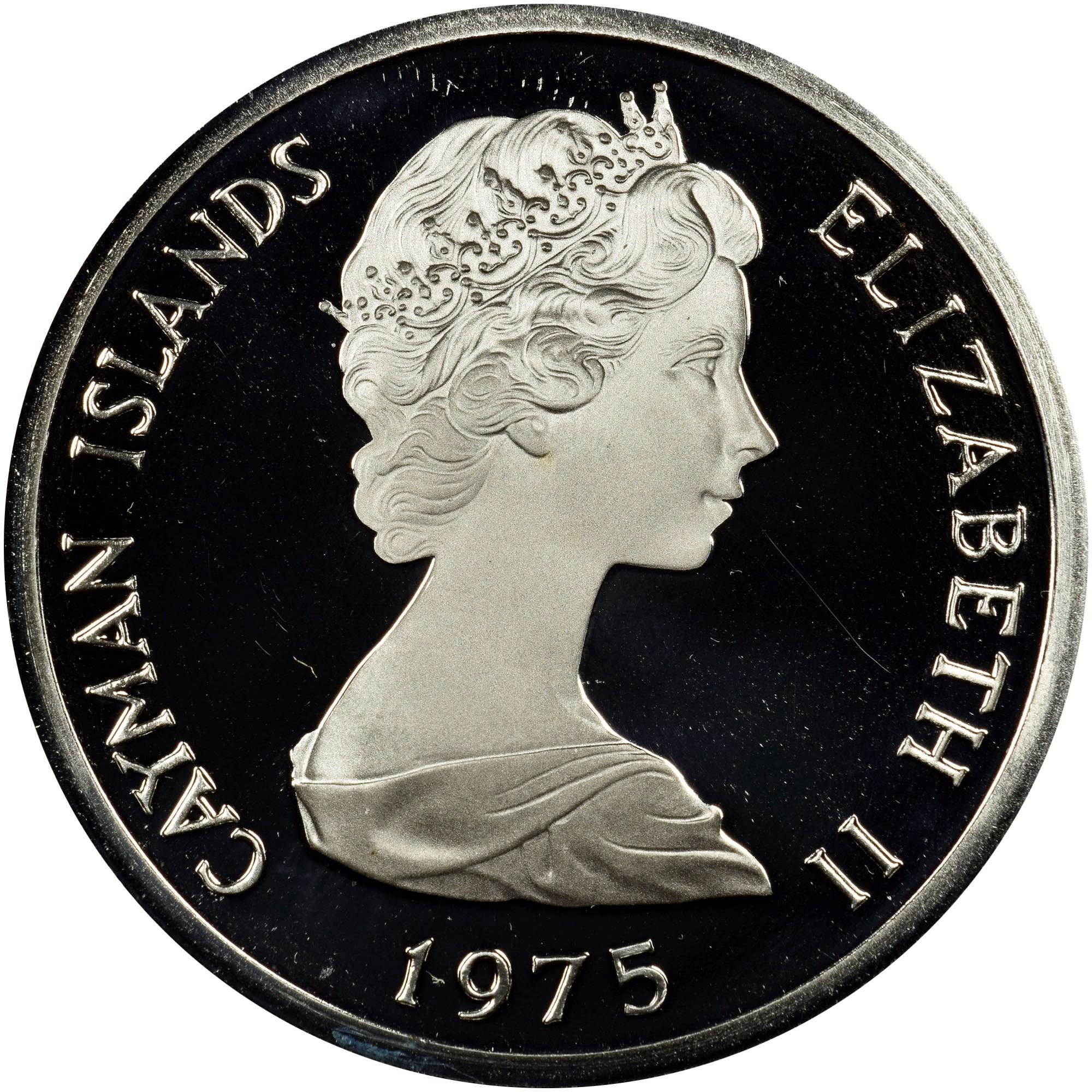 1975 Switzerland Mint Set 8 Coins