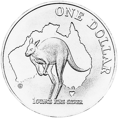 2000 Australia Dollar reverse