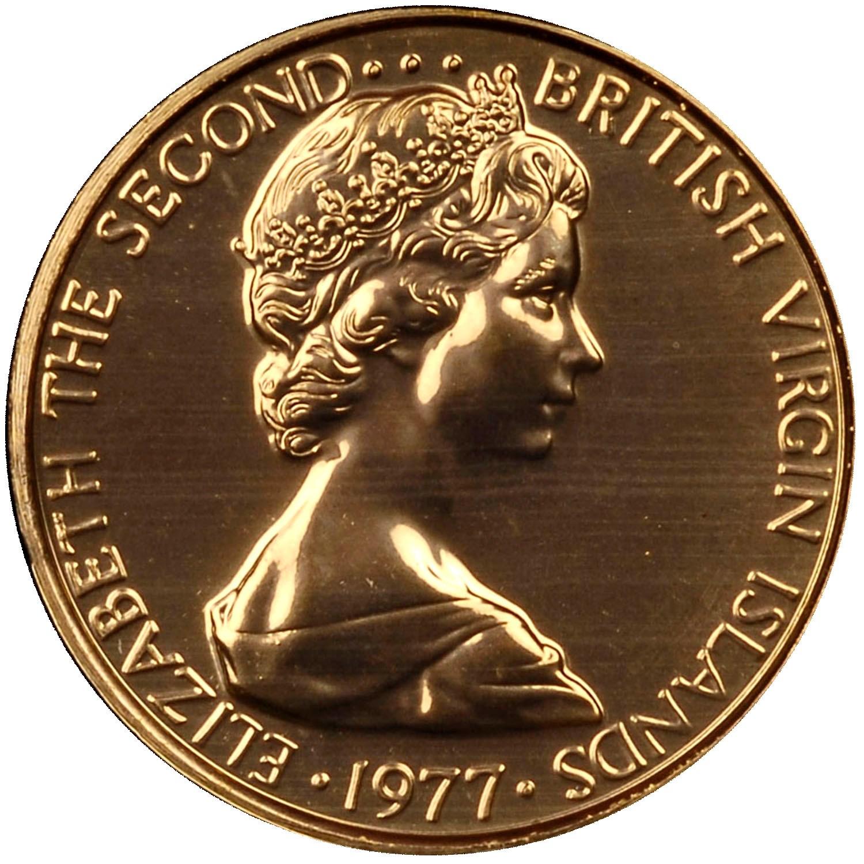 British Virgin Islands Cent obverse